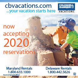 Vacation with Ease. Maryland and Delaware Rentals. Visit http://cbvacations.com.