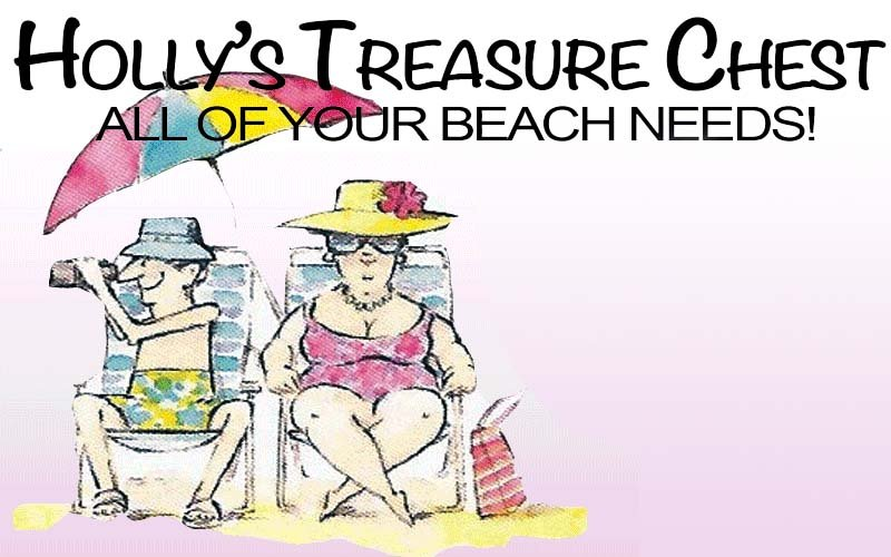 Holly's treasure Chest Coupons