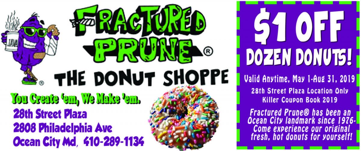 fractured prune coupons
